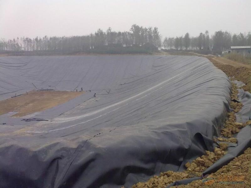 填埋场施工土工膜